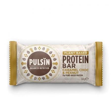 Proteinbar Caramel Choc & Peanut, Pulsin
