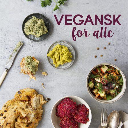 Vegansk for alle - E-bog