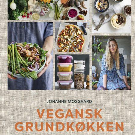 Vegansk grundkøkken - E-bog