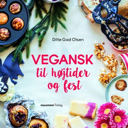 Vegansk til højtider og fest - E-bog