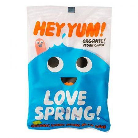 Vingummi Love spring Ø Hey Yum
